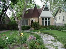 1935 french eclectic style home in the austin texas historic