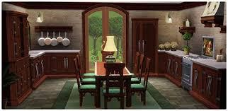 sims 3 cuisine beautiful salle a manger sims 4 6 cuisine 187 cuisine moderne