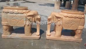 children stool marble bench elephant stool garden villa stone