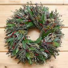 herb wreath chili herb wreath creekside farms