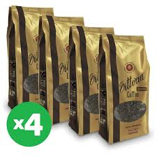 espresso coffee bag vittoria espresso coffee beans 1kg x4 bundle woolworths