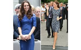 kate middleton dresses fashion trends scoop neck half sleeves knee length lace kate