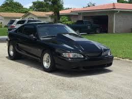 1994 ford mustang 5 0 specs 1994 ford mustang gt coupe 5 0l supercharged no reserve