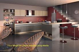 cuisine equipee leroy merlin les cuisines socoo c cuisine luxe image de cuisine équipée leroy