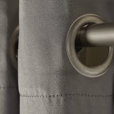 Extra Wide Panel Curtains Curtains Patio Door Curtains Grommet Top Motivate Extra Wide