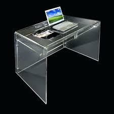 clear plastic desk protector office depot clear plastic desk pad acrylic desk mat intended for plastic desk