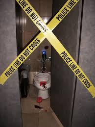 fake crime scene for halloween atlanta rental halloween spooky
