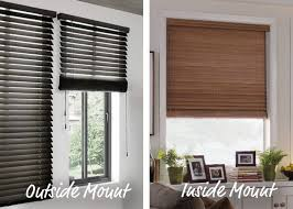 Where To Buy Wood Blinds How To Measure For Blinds And Shades The Finishing Touch