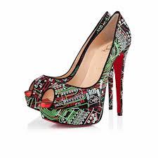 christian louboutin lady 140mm peep toe pumps black cl 00204