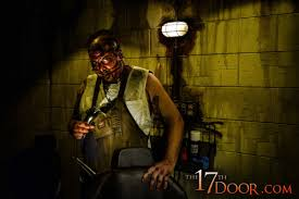 uss halloween horror nights 2015 go to prison with the 17th door haunted house golden state haunts