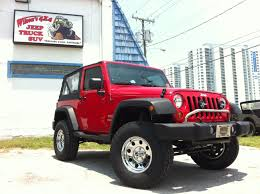 red jeep liberty 2007 customers rides jeeps