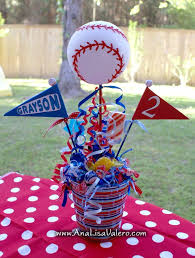 baseball centerpieces best 25 baseball party centerpieces ideas on baseball