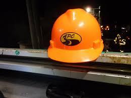 halo hard hat light asphaltpro magazine illumagear s halo light improves illumination