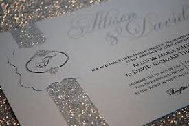 silver wedding invitations silver wedding invitations gangcraft net