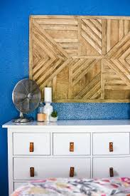 geometric wood wall diy wood wall how to make your own renovations