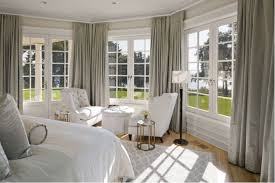 Window Treatments For Bay Windows In Bedrooms - janelas francesas sala estar pinterest bedrooms bedroom