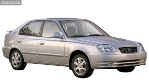 hyundai accent model hyundai accent 1 3 2002 auto images and specification