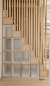 Small Stairs Design Inspiring Stairs For Small Spaces With Unfinished Wooden