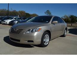 2007 toyota le 2007 toyota camry le 4dr sedan 2 4l i4 5a in fort worth tx g8