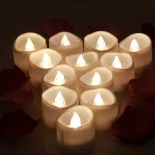 led tea lights with timer omgai 12pcs flameless candles with timer bright flickering battery