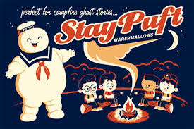 Stay Puft Marshmallow Man Meme - stay puft marshmallows ad summer c culture