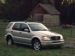 mercedes benz ml320 1999 pictures information u0026 specs