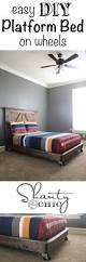 2 6 Bed Frame by Diy Platform Bed On Wheels Platform Beds Super Easy And Wheels