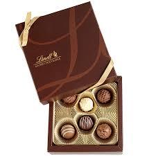 gourmet truffles gift box box supplied by encore intl encore