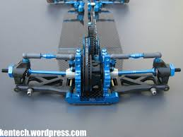 car rear suspension tamiya trf419x build u2013 completed blog kentech