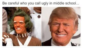 Funny Ugly Memes - 18 be careful who you call ugly in middle school memes that