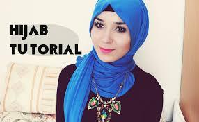 tutorial hijab nabiilabee hijab tutorial l jersey scarf nabiilabee youtube