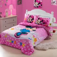 Minnie Bedroom Set by Mickey Mouse Single Comforter Sets Promotion Shop For Promotional