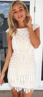 white lace dress best 25 white lace dresses ideas on lace dresses