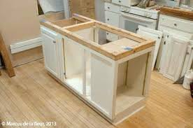 kitchen island cabinet base kitchen island cabinets base island ideas reshaping our footprint