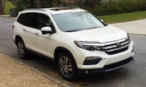 honda pilot 206 2016 honda pilot our term road test begins