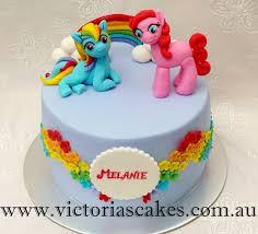 my pony birthday cake my pony rainbow birthday cake cakecentral