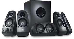 sony home theater subwoofer z506 5 1 surround sound speakers