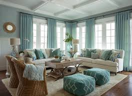 Turquoise Living Room Decor Marvellous Beach Inspired Living Room Decorating Ideas 42 For Your