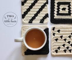 crochet pattern coaster pattern crochet coaster pattern coaster