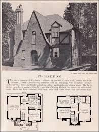 Tudor Floor Plan 163 Best Vintage House Plans Images On Pinterest Vintage Houses