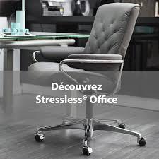 fauteuil bureau stressless boutique officielle stressless à lyon stressless store lyon