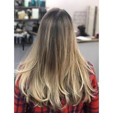 where to place foils in hair a guide to balayage ombré foils freebird beauty shop
