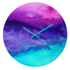 abstract clocks abstract wall clocks deny designs