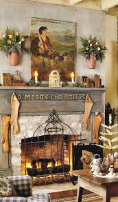 Fireplace Decorations Ideas Gorgeous Fireplace Mantel Christmas Decoration Ideas Family