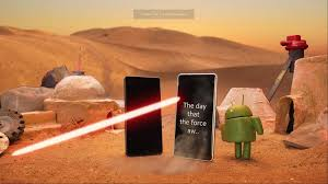 deluge android nokia touts new android phones for wars day android