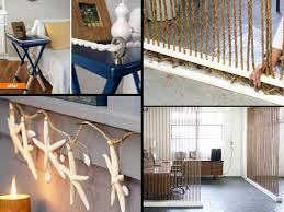 home decor designs interior 34 fantastic diy home decor ideas with rope amazing diy