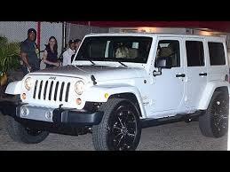 blac chyna jeep khloe kardashian receives a jeep wrangler sahara worth 49 000 from