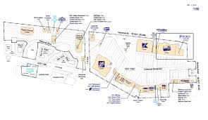 Map Of Hollywood Florida by Hollywood Fl Oakwood Plaza North And South Retail Space Kimco