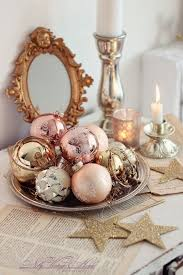 beautiful light pink ornaments light pink