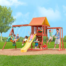 big backyard swing sets ridgeview home outdoor decoration